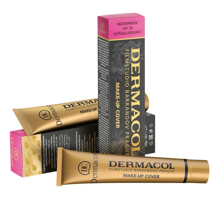 Dermacol Make-Up Cover SPF30 Make-up pre ženy 30 g Odtieň 211