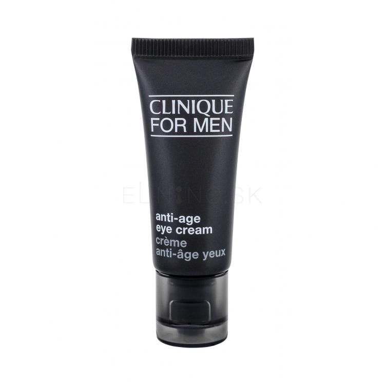 Clinique For Men Anti-Age Eye Cream Očné krémy pre mužov