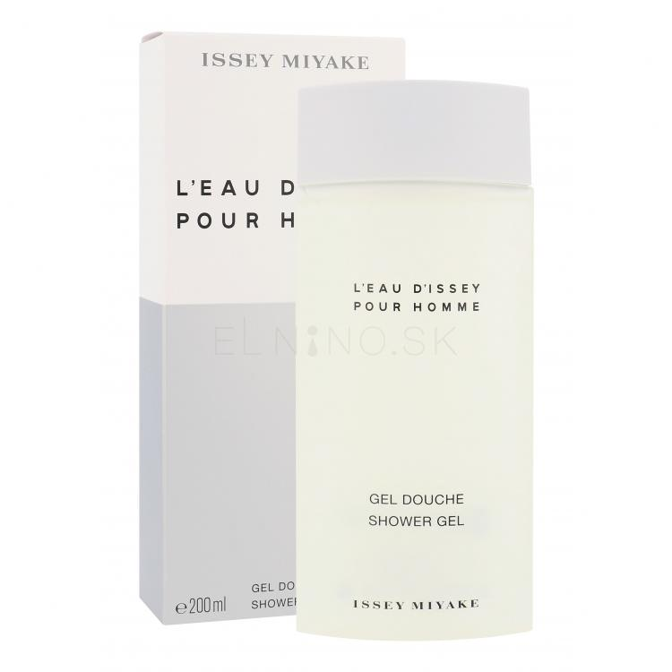 Issey Miyake L´Eau D´Issey Pour Homme Sprchovacie gély pre mužov