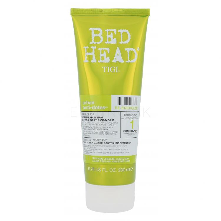 Tigi Bed Head Re-Energize Kondicionér pre ženy 200 ml