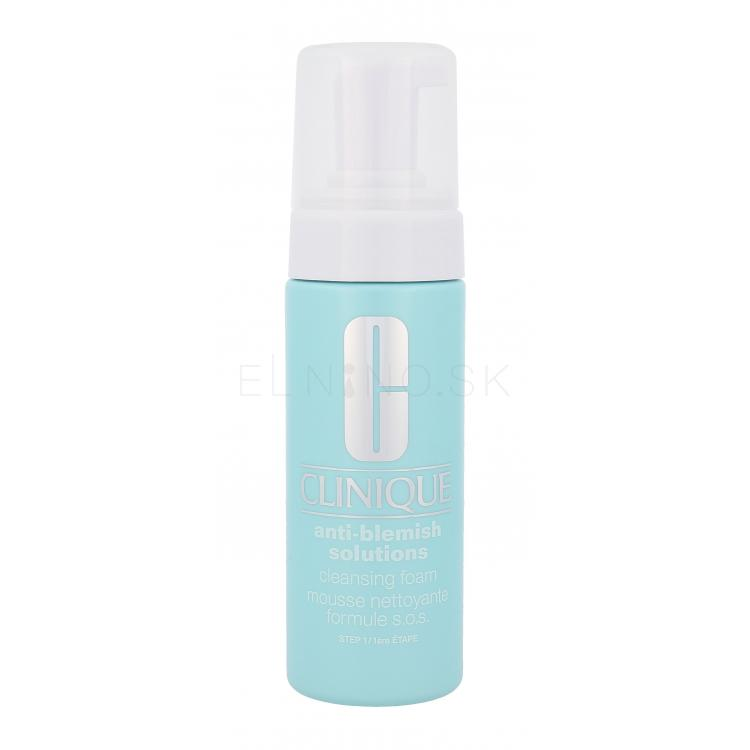 Clinique Anti-Blemish Solutions Čistiace peny