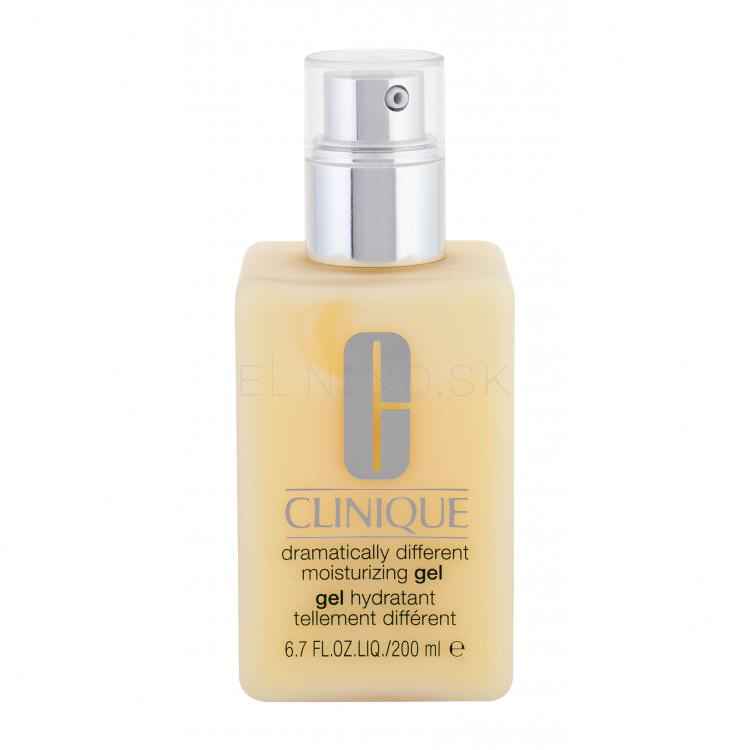 Clinique Dramatically Different Moisturizing Gel Pleťové gély pre ženy