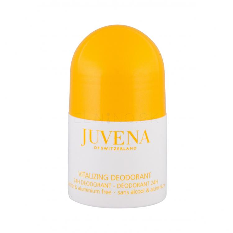 Juvena Body Care Vitalizing 24H Dezodorant pre ženy 50 ml