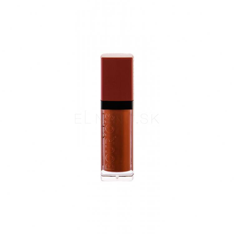 BOURJOIS Paris Rouge Edition Velvet Rúž pre ženy 7,7 ml Odtieň 33 Brun´Croyable