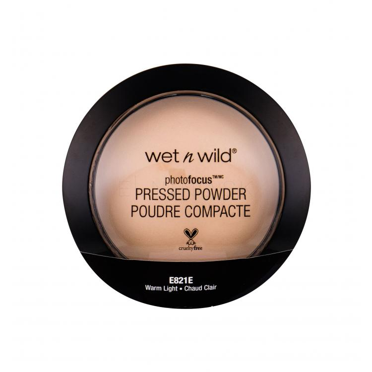 Wet n Wild Photo Focus Púder pre ženy 7,5 g Odtieň Warm Light