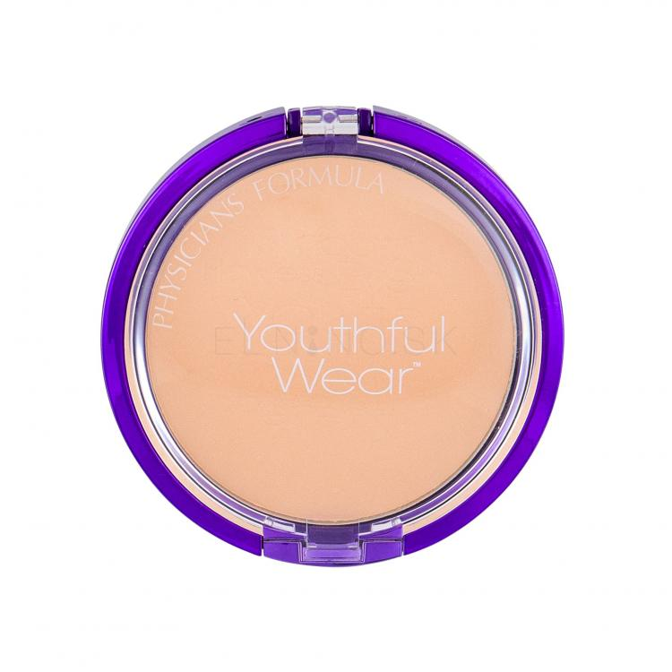 Physicians Formula Youthful Wear Youth-Boosting Powder Púder pre ženy 9,5 g Odtieň Translucent