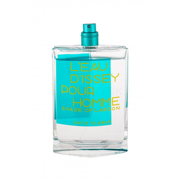 Issey Miyake L´Eau D´Issey Pour Homme Shade of Lagoon Toaletná voda pre mužov 100 ml tester