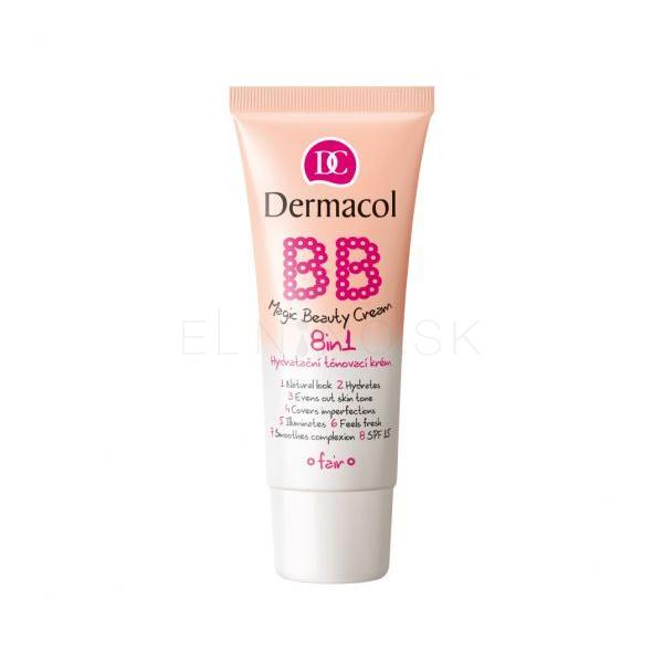 Dermacol BB Magic Beauty Cream SPF15 BB krémy pre ženy