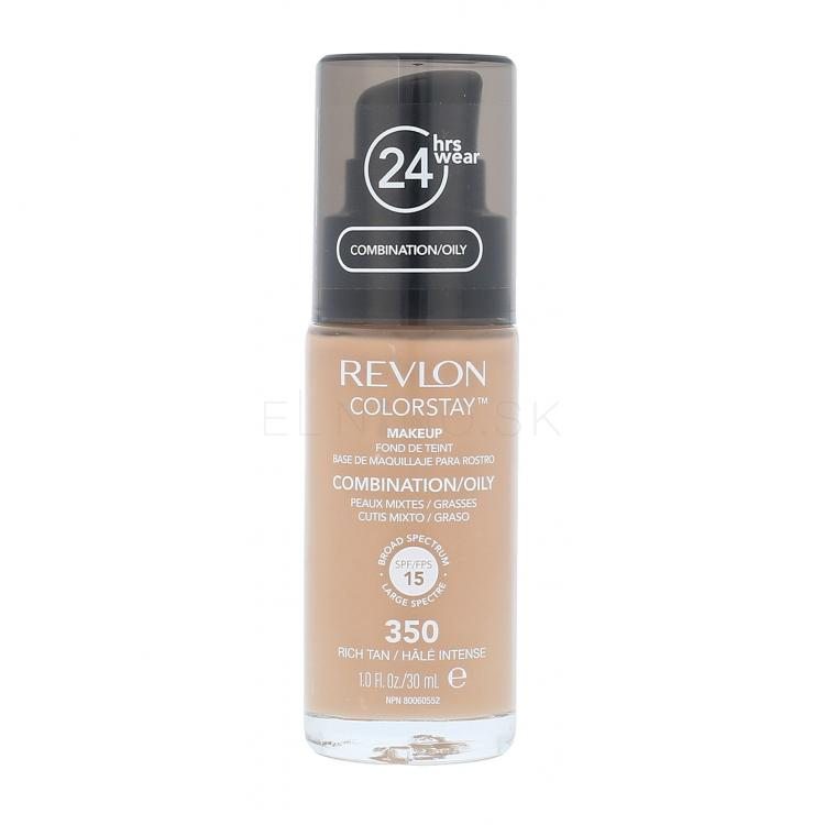 Revlon Colorstay Combination Oily Skin Make-upy pre ženy