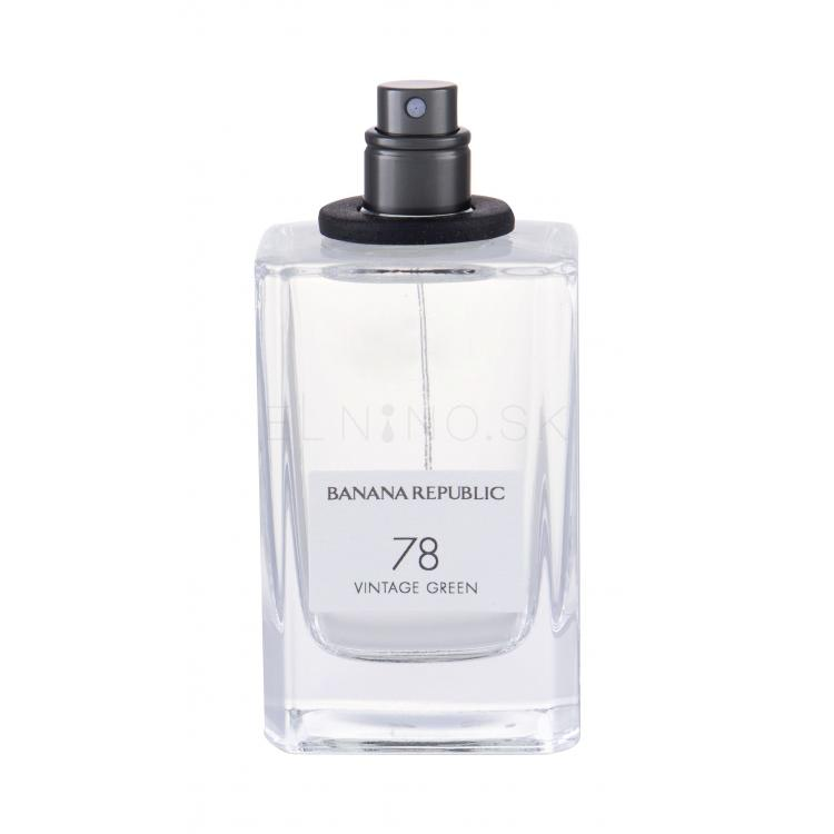 Banana Republic Icon Collection 78 Vintage Green Parfumovaná voda 75 ml tester