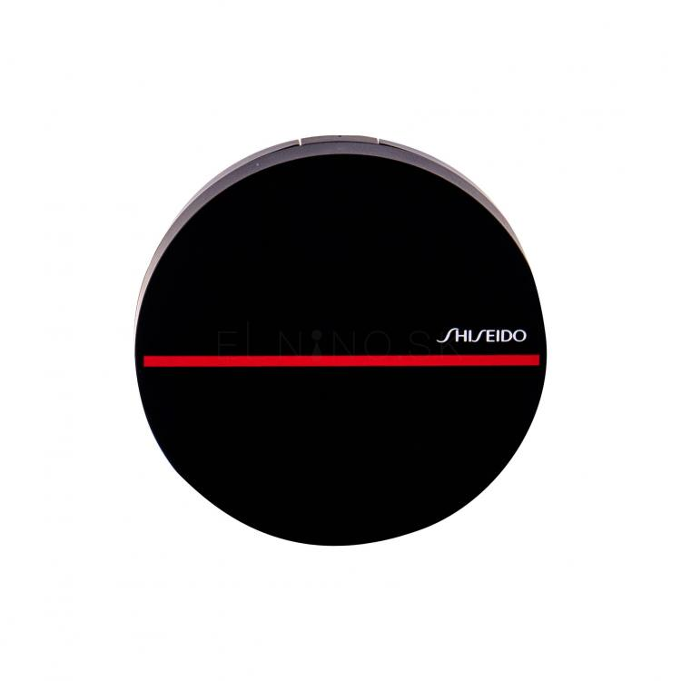 Shiseido Synchro Skin Self-Refreshing Cushion Compact Make-up pre ženy 13 g Odtieň 210 Birch