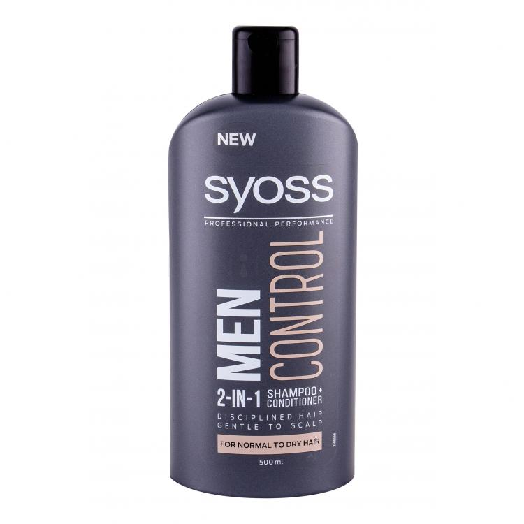 Syoss Professional Performance Men Control 2-in-1 Šampón pre mužov 500 ml