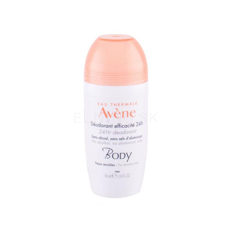 Avene Body Regulating Deodorant Dezodorant pre ženy 50 ml