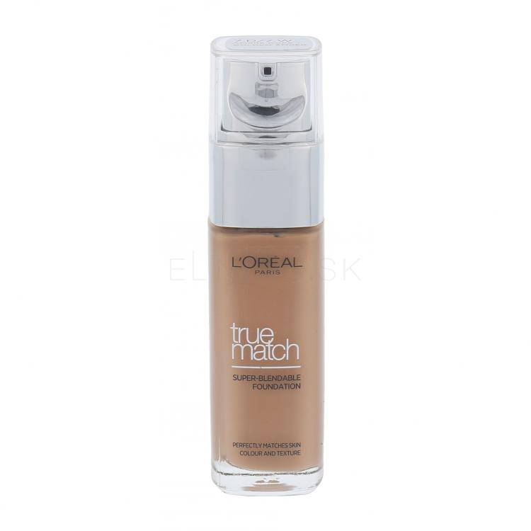 L´Oréal Paris True Match Make-up pre ženy 30 ml Odtieň D7-W7 Golden Amber