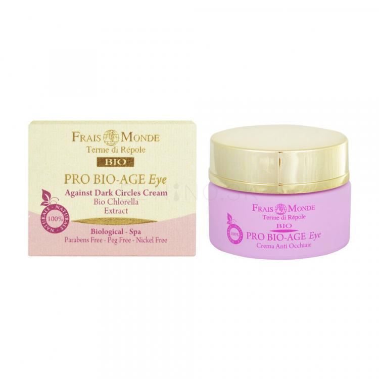 Frais Monde Pro Bio-Age Against Dark Circles Eye Cream Očný krém pre ženy 30 ml