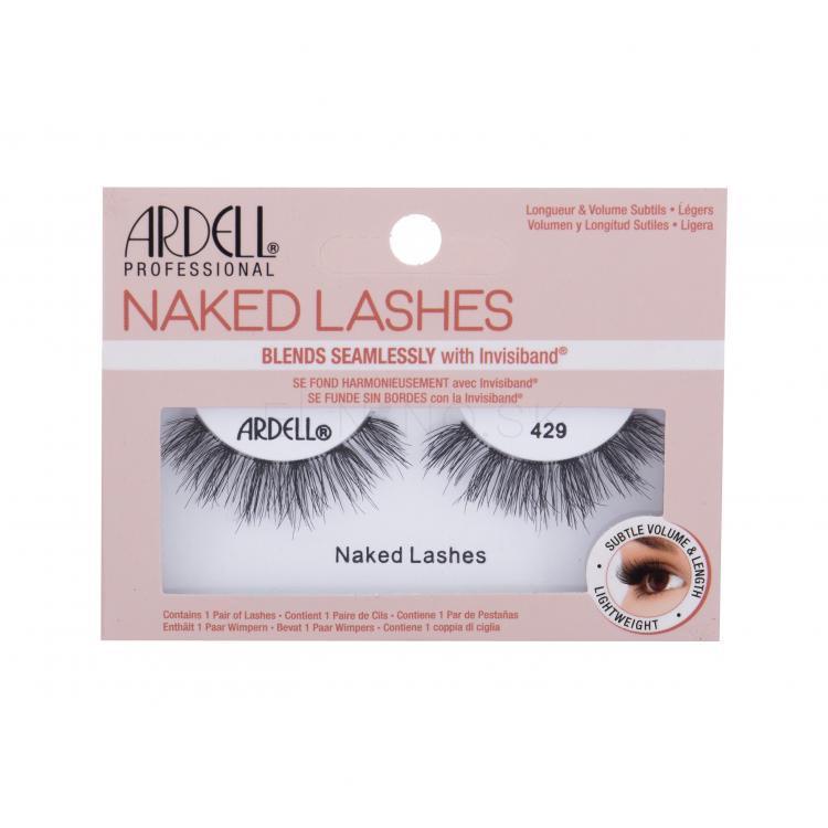 Ardell Naked Lashes 429 Umelé mihalnice pre ženy 1 ks