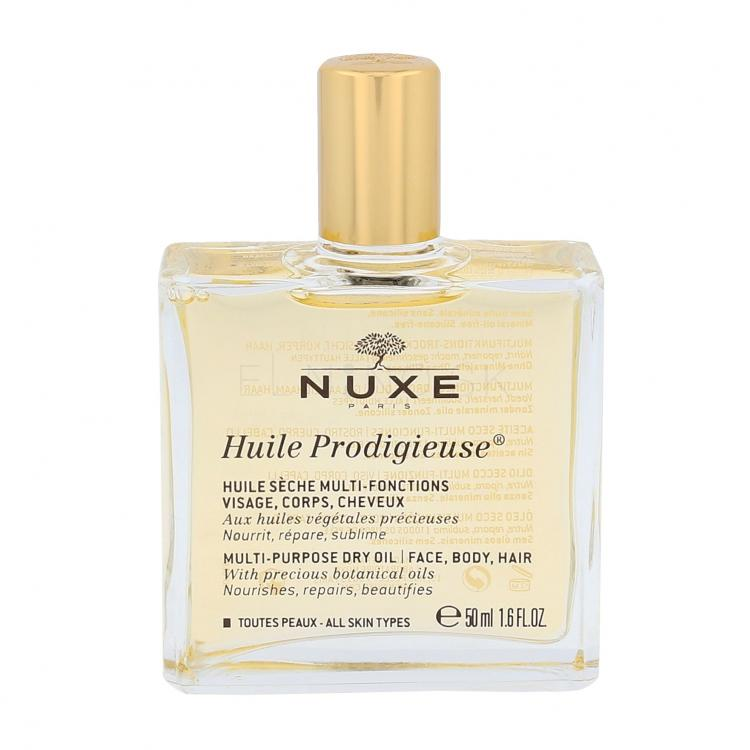 NUXE Huile Prodigieuse Multi Purpose Dry Oil Face, Body, Hair Telový olej pre ženy 50 ml