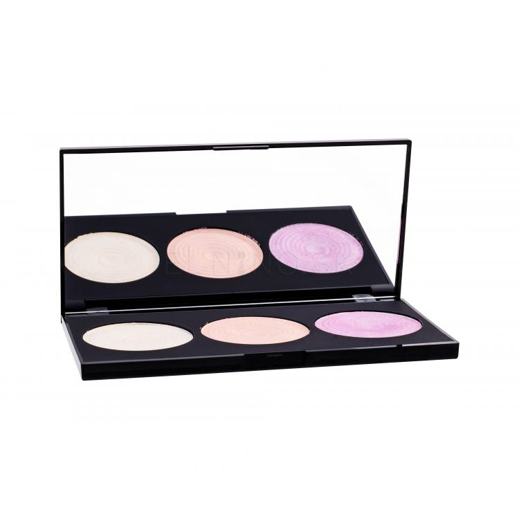 Makeup Revolution London Highlighting Powder Palette Rozjasňovače pre ženy