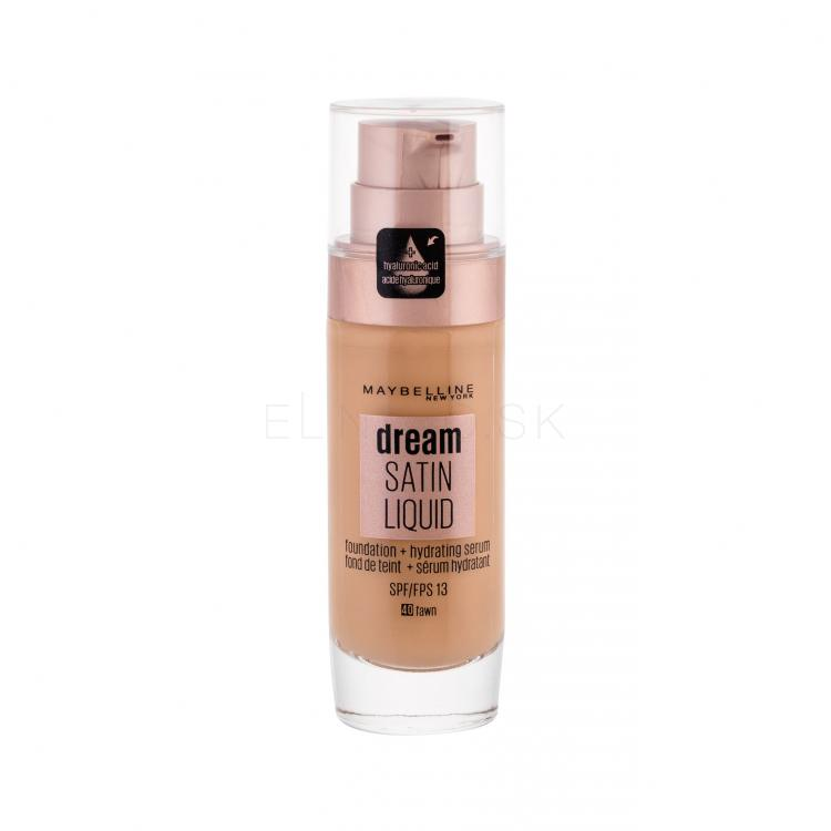 Maybelline Dream Satin Liquid Make-upy pre ženy
