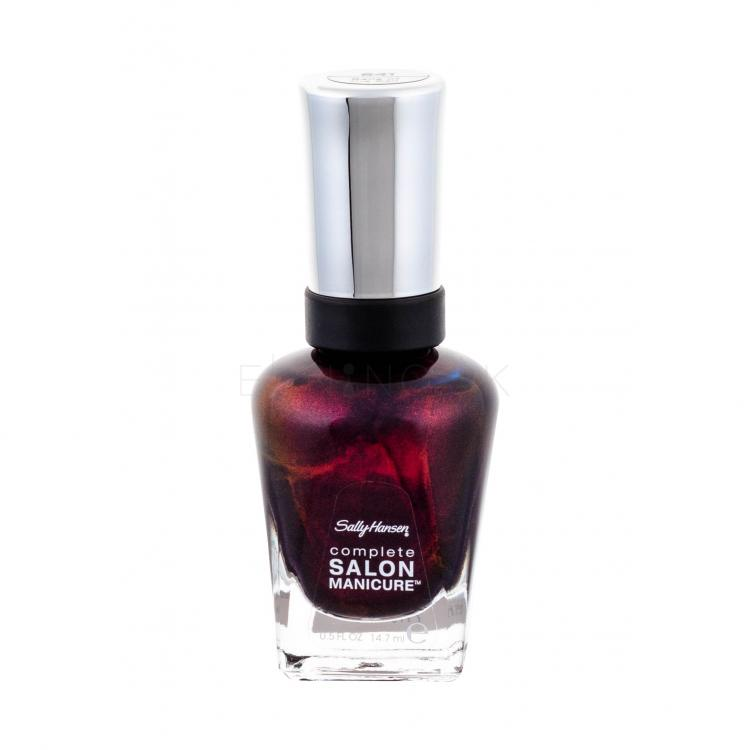 Sally Hansen Complete Salon Manicure Lak na nechty pre ženy 14,7 ml Odtieň 641 Belle Of The Ball