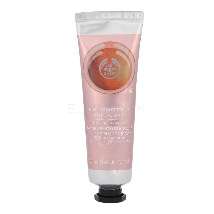 The Body Shop Pink Grapefruit Krém na ruky pre ženy 30 ml