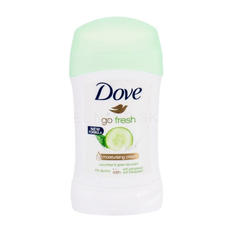Dove Go Fresh Cucumber & Green Tea 48h Antiperspirant pre ženy 40 ml